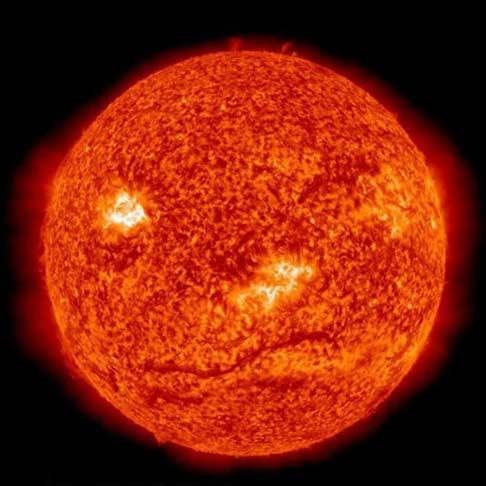 چشمک خورشید