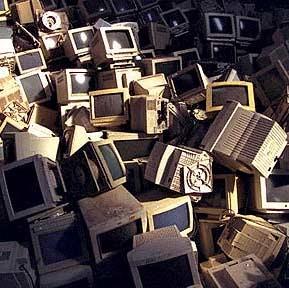 زبالههای الکترونیکی بلای تازه محیط زیست