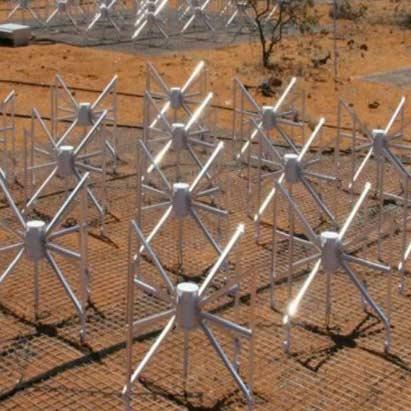 تلسکوپ عظیم رادیویی برای اعلام توفانهای خورشیدی رونمایی شد