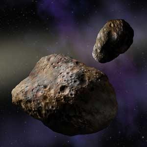 کاوشگر نمونه بردار سیارکها در سال2014 اعزام میشود