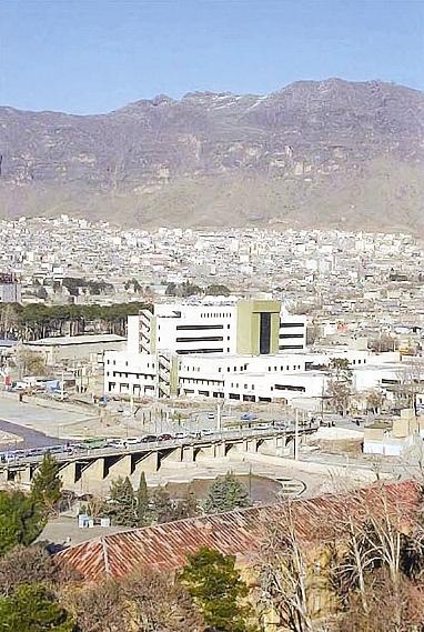 ساخت بیمارستان - خرم آباد