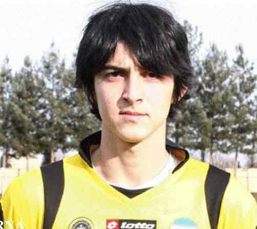 جوانترین لژیونر ایران به روبین قازان پیوست
