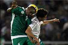 ایران عربستان فوتبال
