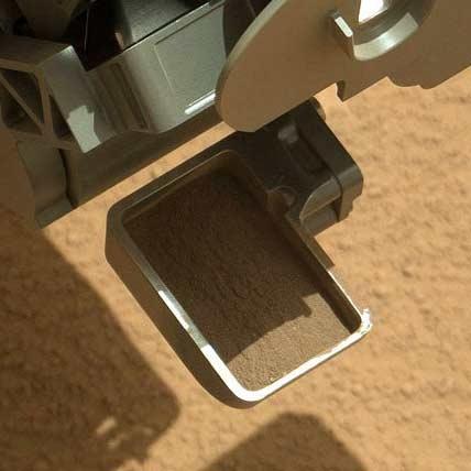 کنجکاوی در مریخ کربن پیدا کرد