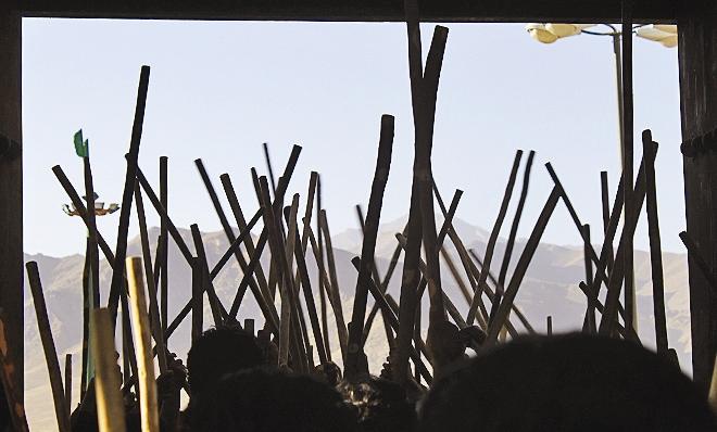 مراسم قالیشویان