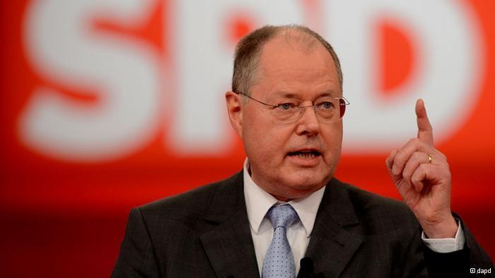 رقیب آنگلا مرکل در انتخابات سال آینده آلمان مشخص شد