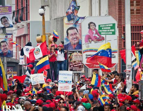 پیروزی قاطع طرفداران چاوز در انتخابات محلی ونزوئلا
