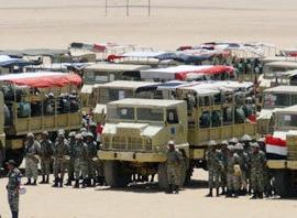 آمادگی برای همه پرسی قانون اساسی همراه با ادامه تنشها در مصر