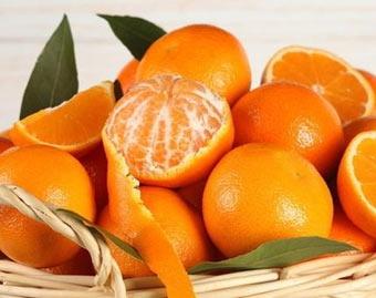 در زمستان نارنگی درمانی کنید