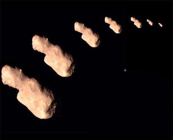 سیارک توتاتیس