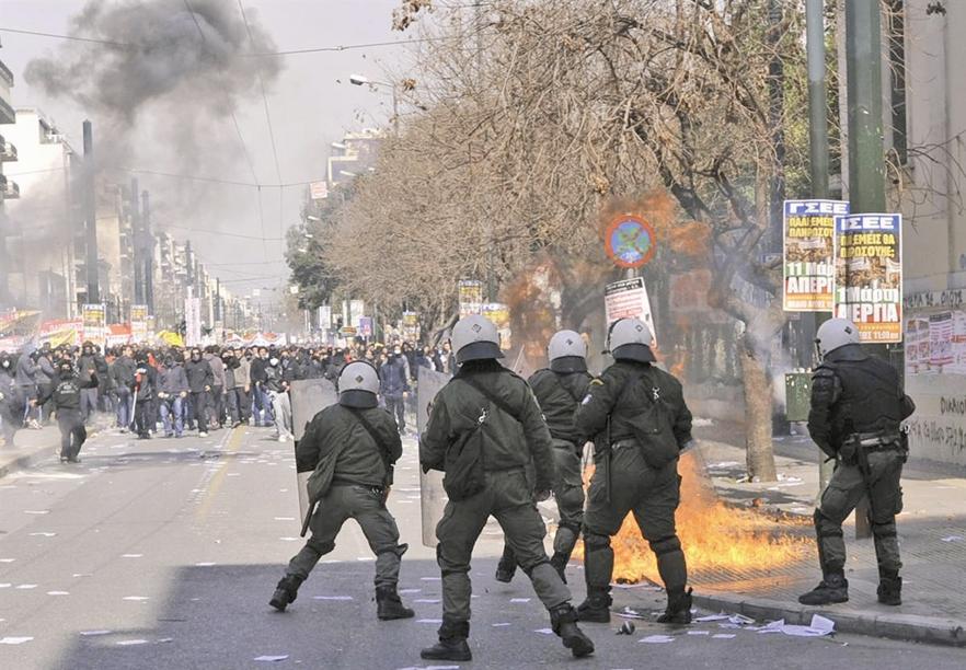 اعتراضات مردمی - خاورمیانه