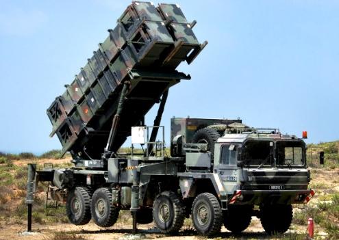سامانه موشکی پاتریوت - آمریکا