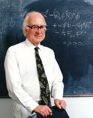 پیتر وار هیگز (Peter Ware Higgs)