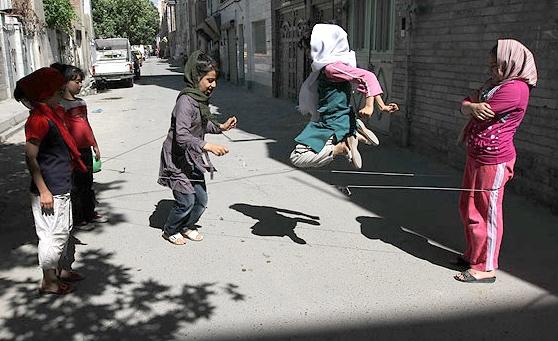 بازیهای سنتی ایرانی