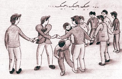 بازیهای سنتی و محلی