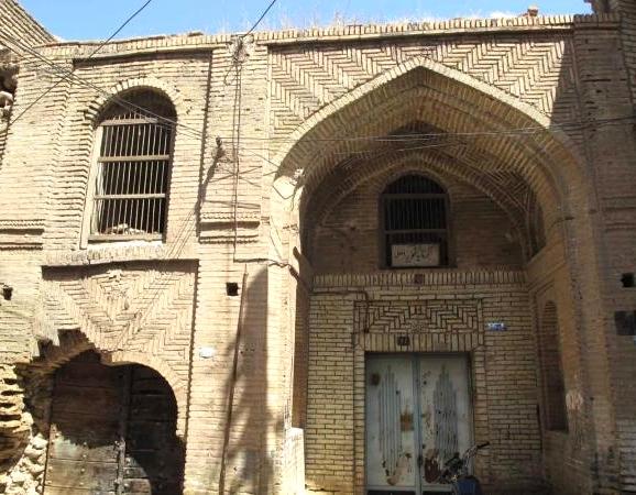 حمام افضل - شوشتر - خوزستان