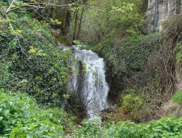 آشنایی با آبشار دشه - کرمانشاه