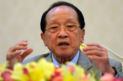 سفر وزیر خارجه کامبوج به تایلند