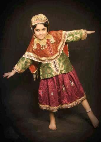 آشنایی با پوشاک سنتی مردم استان فارس