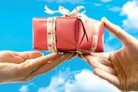 به یکدیگر هدیه بدهید: