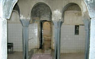 آشنایی با حمام قدیمی روستای طبر - خراسان شمالی