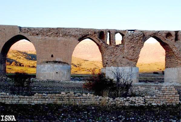 آشنایی با پل تاریخی کشکان - لرستان