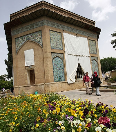 عمارت کلاه فرنگی وکیل شیراز - فارس