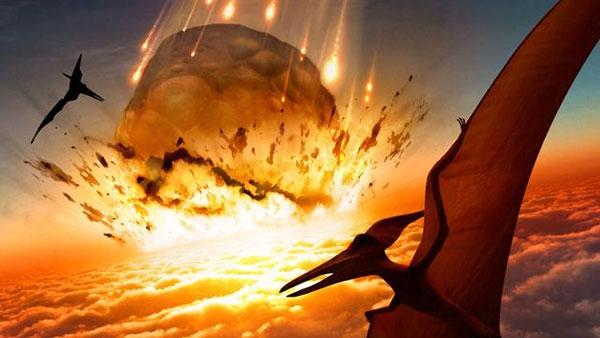 آغاز انقراض کلی