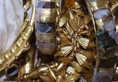قاب صندوق شخص صدام - عراق