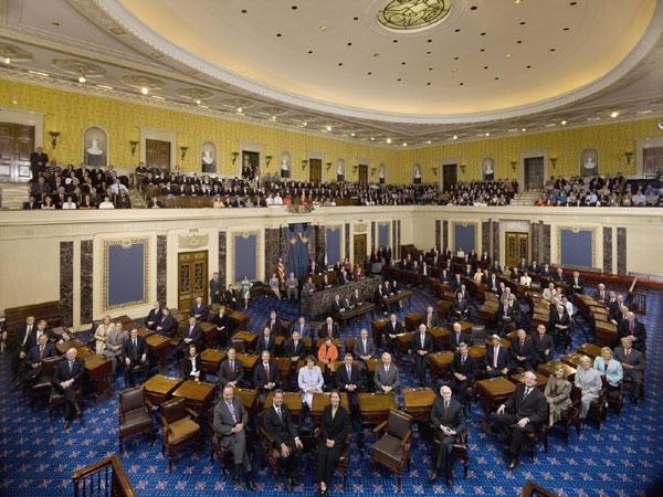 مجلس سنای آمریکا (United States Senate)