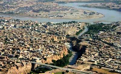شهر تاریخی شوشتر