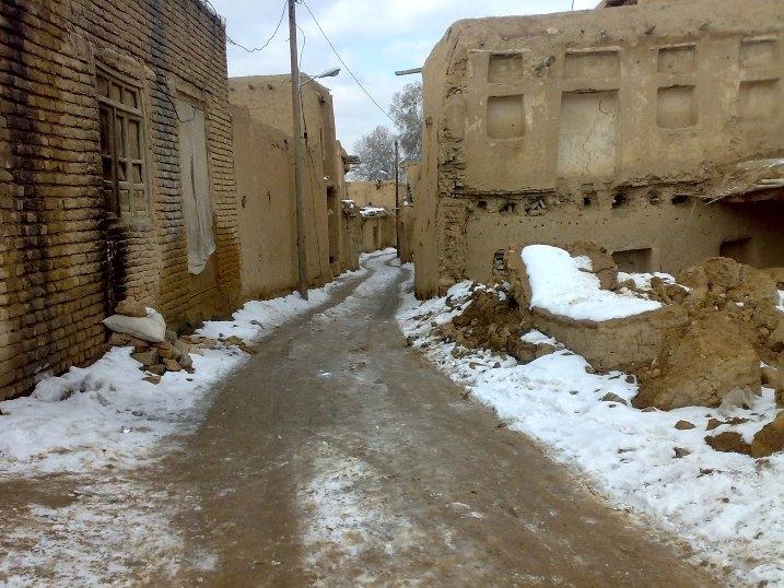 آشنایی با روستای طبر - خراسان شمالی