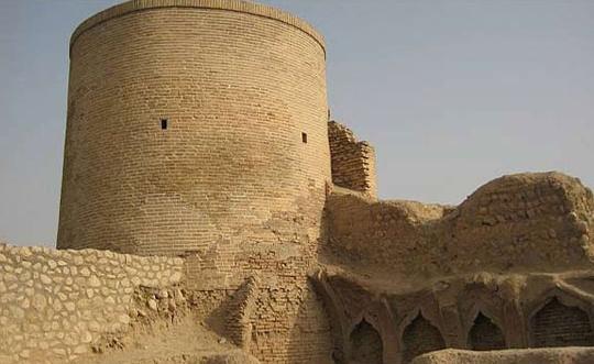 آشنایی با قلعه تل - خوزستان