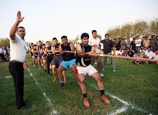 بازیها و سرگرمیهای محلی استان مازندران