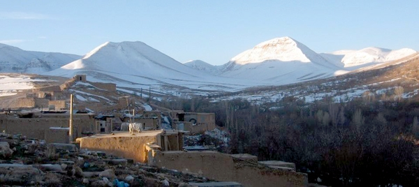 روستای وفس - کمیجان - مرکزی