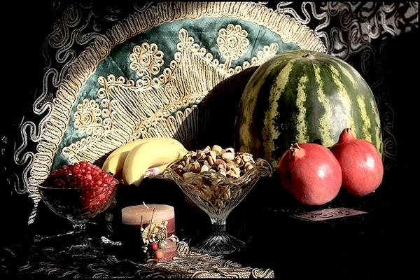 آداب و رسوم مردم استان آذربایجان شرقی در شب یلدا