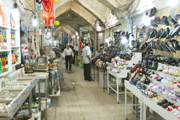 بازار - زنجان