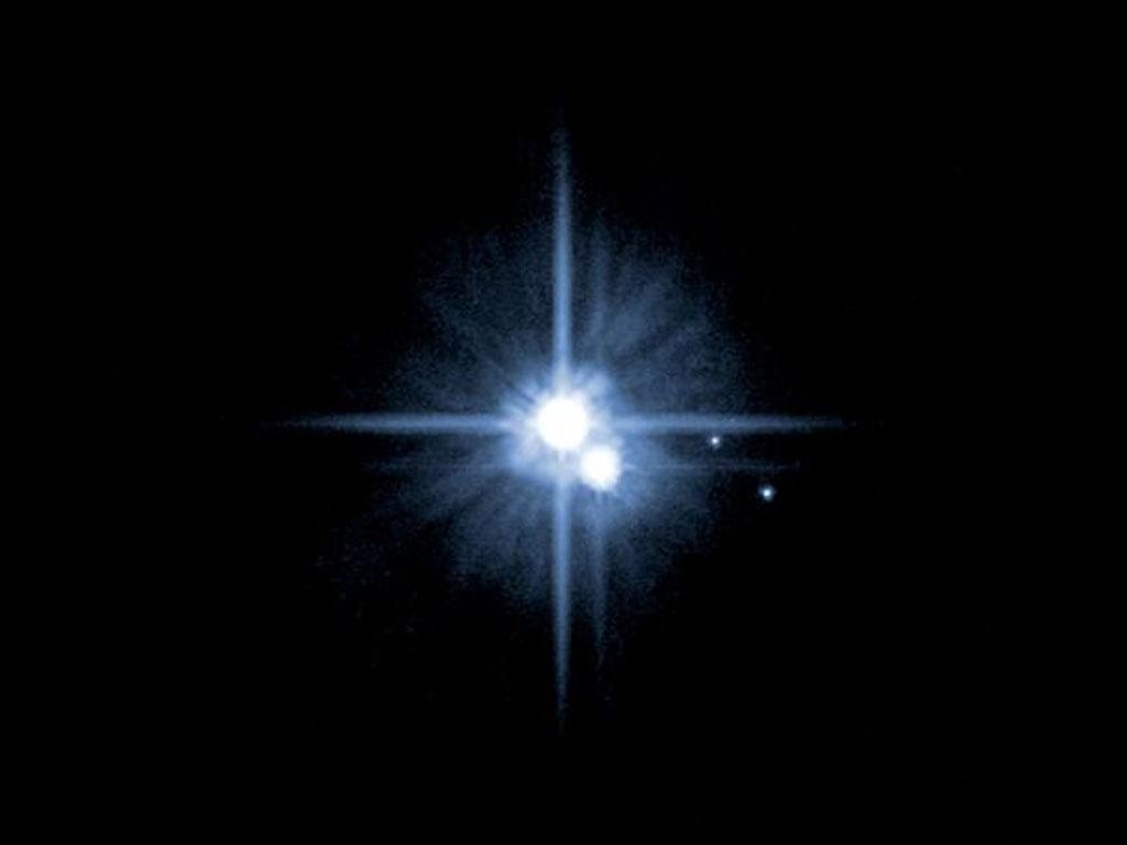 pluto moons