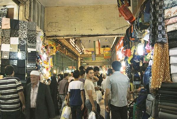 بازار - مشهد