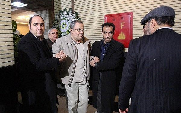 تصاویر اصلاحطلبان در مراسم ختم پدر وزیر کشور دولت اصلاحات