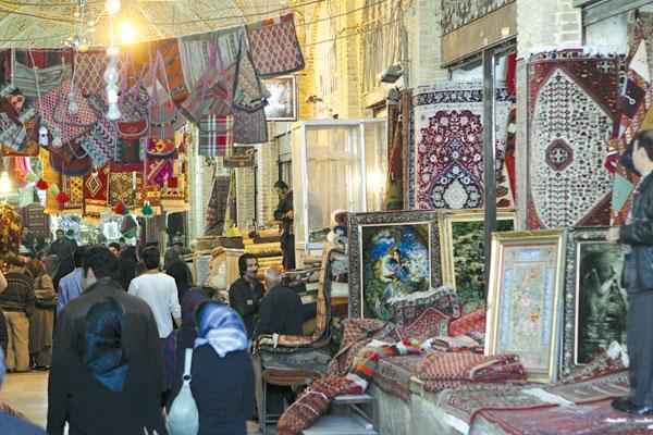 بازار - شیراز