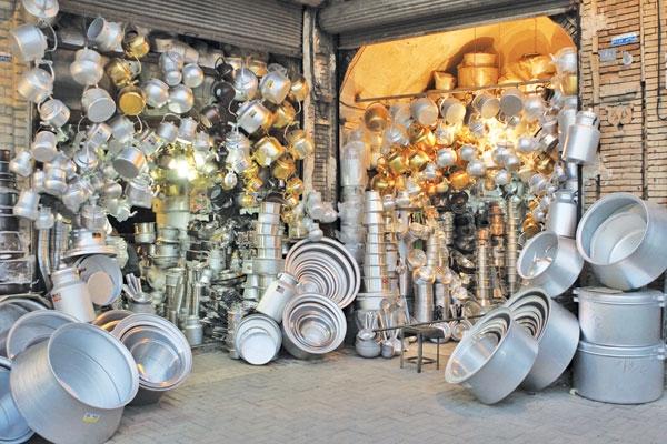 بازار - قزوین