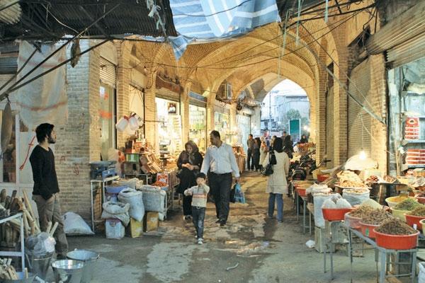 بازار - کرمانشاه