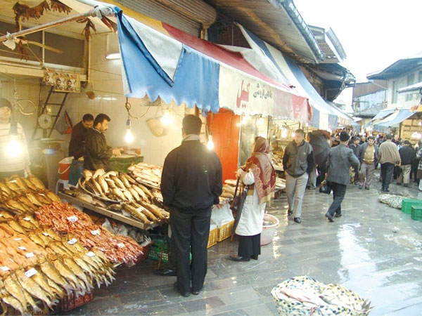بازار - رشت