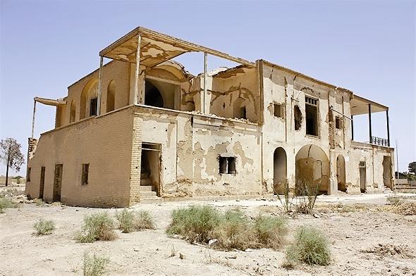 آثار تاریخی - یزد