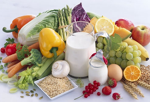 رژیم غذایی برای مبتلایان به فشارخون