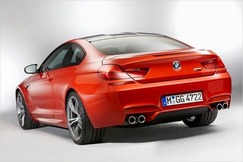 با بی ام و M6 2013 آشنا شوید!