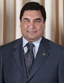 بردی محمداف بار دیگر به عنوان رئیس جمهوری ترکمنستان برگزیده شد