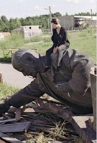 مجسمه لنین - روسیه