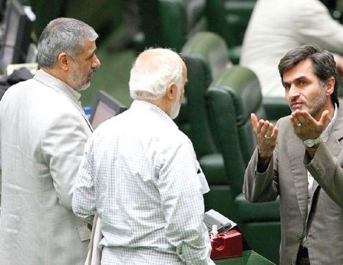 نمایندگان مجلس شورای اسلامی